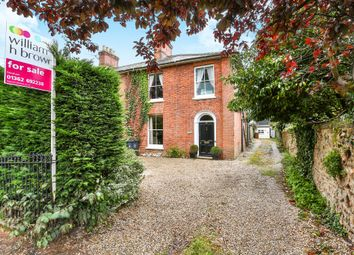 Thumbnail 3 bedroom end terrace house for sale in Quebec Road, Dereham