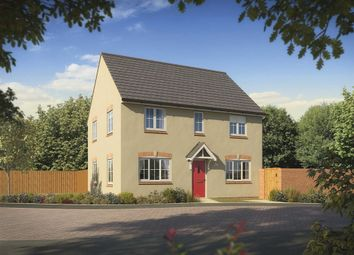"Thumbnail 4 bed detached house for sale in ""The Chedworth Corner Special"" at Llysonnen Road, Carmarthen"