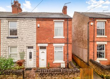 Thumbnail 3 bed terraced house for sale in Bannerman Road, Bulwell, Nottingham