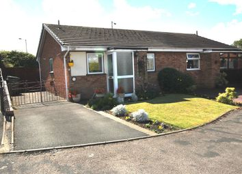 Thumbnail 2 bed semi-detached bungalow for sale in Near Vallens, Hadley, Telford, Shropshire