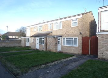 Thumbnail 3 bed end terrace house to rent in Westdale Walk, Kempston, Bedford