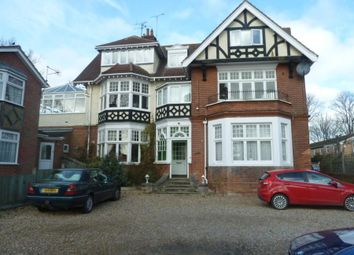 Thumbnail 2 bed flat to rent in St. Clare Road, Walmer, Deal