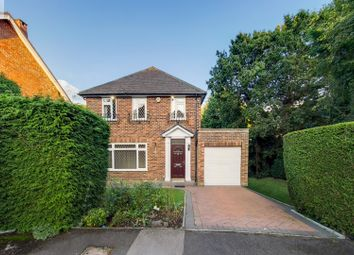 Thumbnail Detached house to rent in Ravenswood Park, Northwood