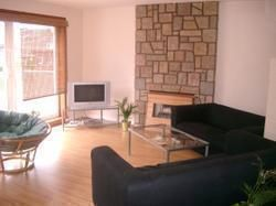 Thumbnail 3 bedroom flat to rent in Inverleith Row, Edinburgh