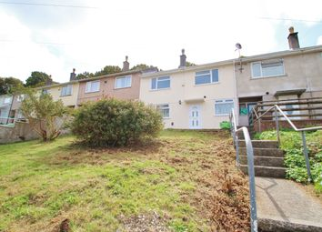 Thumbnail 3 bed terraced house to rent in Landrake Close, Plymouth