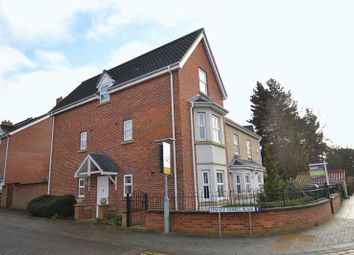 Thumbnail 4 bed town house to rent in Edward Jodrell Plain, Norwich