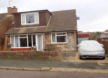 Thumbnail 4 bed detached bungalow for sale in Bapton Close, Exmouth, Devon