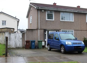 Thumbnail 3 bed semi-detached house for sale in Headstone Lane, Harrow Weald