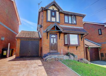 Thumbnail 3 bed detached house for sale in Heatherside, Stalybridge