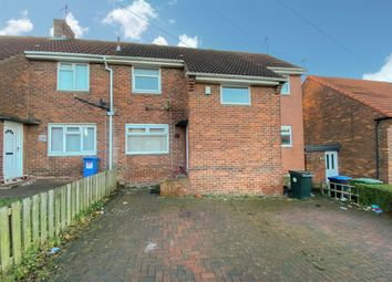 Thumbnail 3 bed semi-detached house for sale in Watling Avenue, Seaham