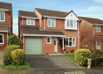 Thumbnail 4 bed detached house for sale in J H Taylor Drive, Northam, Bideford