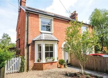 Thumbnail 4 bed semi-detached house for sale in Church Road, Ascot, Berkshire
