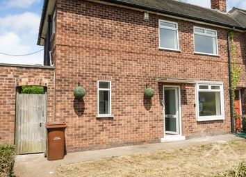 Thumbnail 3 bed terraced house for sale in Morris Road, Strelley