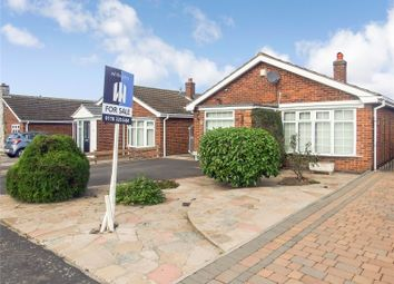 Thumbnail 2 bed bungalow for sale in Clumber Close, Syston, Leicestershire