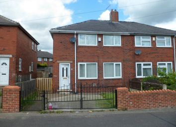 Thumbnail 3 bed semi-detached house to rent in Gerald Place, Barnsley