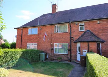 Thumbnail 3 bed terraced house for sale in Southwold Drive, Nottingham