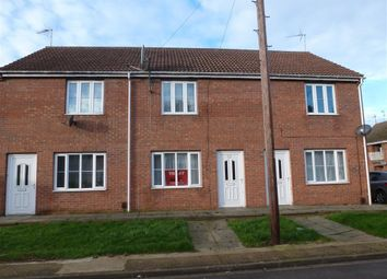 Thumbnail 2 bedroom terraced house to rent in Weston Miller Drive, Wisbech