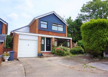Thumbnail 3 bed detached house for sale in Fold Crescent, Stalybridge