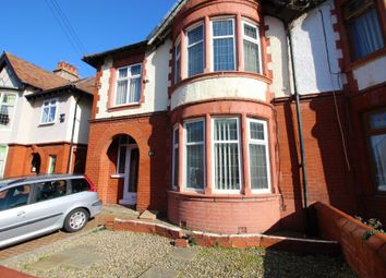 Thumbnail 1 bed flat to rent in Lincoln Road, Blackpool