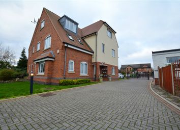 Thumbnail 1 bed flat for sale in Standon Gardens, Ashby Road, Tamworth, Staffordshire