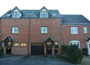 Thumbnail 3 bed terraced house for sale in James Way, Hucclecote, Gloucester
