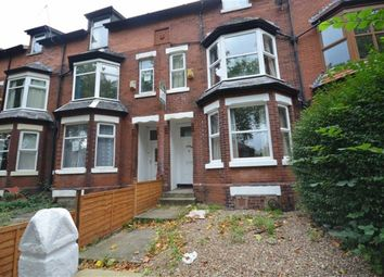 Thumbnail 8 bedroom terraced house to rent in Mauldeth Road, Withington, Manchester, Greater Manchester