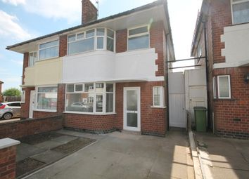 Thumbnail 3 bed semi-detached house for sale in Wilnicott Road, Braunstone Town, Leicester