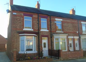Thumbnail 2 bed end terrace house for sale in Eastbourne Road, Darlington