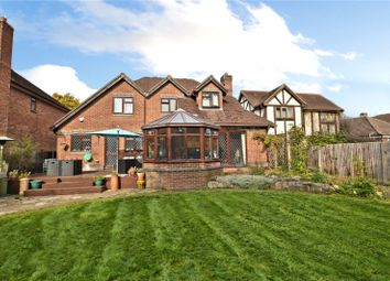 Thumbnail 5 bed detached house for sale in Wintringham Way, Purley On Thames, Reading, Berkshire