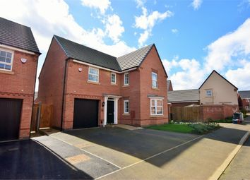 Thumbnail 4 bedroom detached house for sale in Irons Road, Northampton
