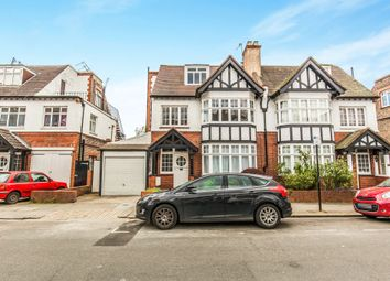 Thumbnail 3 bed maisonette for sale in York Avenue, Hove
