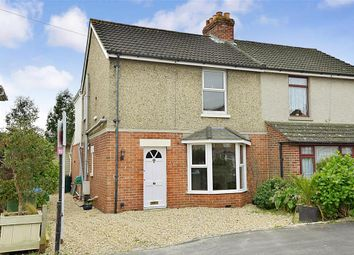 Thumbnail 3 bed semi-detached house for sale in Elms Road, Fareham, Hampshire
