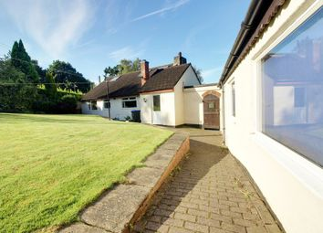 Thumbnail 4 bed detached bungalow for sale in Gorsty Hill, Tean, Stoke-On-Trent