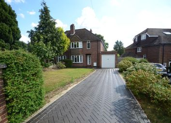 Thumbnail 3 bed detached house to rent in Courtenay Drive, Emmer Green, Reading