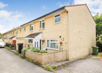 Thumbnail 3 bed end terrace house for sale in Walnut Drive, Bath