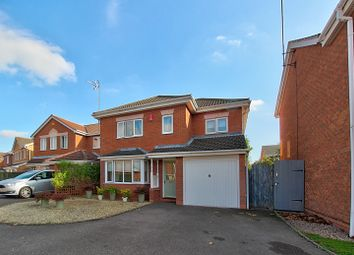 Thumbnail 4 bed detached house for sale in Cook Close, Longford, Coventry