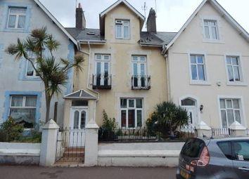 Thumbnail 1 bedroom flat for sale in Belgrave Road, Torquay