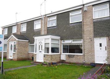 Thumbnail 3 bed terraced house for sale in Oakley Drive, Cramlington