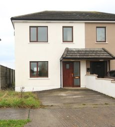 Thumbnail 3 bed semi-detached house for sale in 2 Woodlands, Ard A Laoi, Castledermot, Kildare