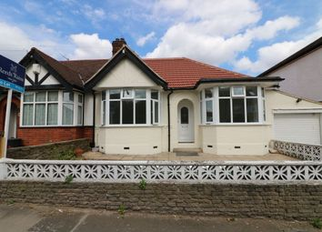 Thumbnail 4 bed bungalow to rent in Hamilton Avenue, Ilford
