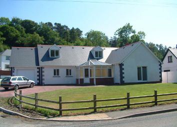Thumbnail 5 bed bungalow for sale in Carmarthen Road, Newcastle Emlyn