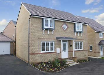 "Thumbnail 4 bed detached house for sale in ""Thornbury"" at Tiber Road, North Hykeham, Lincoln"