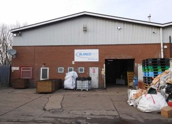 Thumbnail Light industrial for sale in Grove Road Industrial Estate, Fenton, Stoke-On-Trent