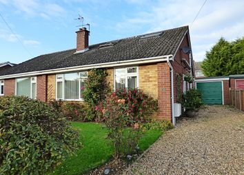 Thumbnail 4 bedroom property for sale in Roberts Close, Hempnall, Norwich