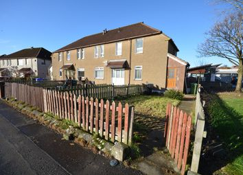 Thumbnail 3 bed flat for sale in Western Road, Kilmarnock