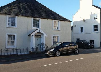 Thumbnail 5 bed semi-detached house for sale in High Street, Gatehouse Of Fleet, Castle Douglas