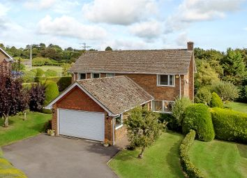 Thumbnail 4 bed detached house for sale in Weston Close, Upton Grey, Basingstoke, Hampshire