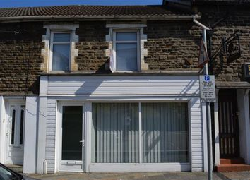 Thumbnail 2 bed flat to rent in Cardiff Road, Bargoed