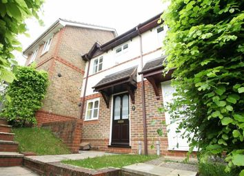 Thumbnail 2 bedroom terraced house to rent in Tower Hill Court, Kingsclere, Newbury