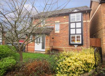 Thumbnail 3 bed detached house for sale in Nell Gwynn Close, Shenley, Radlett